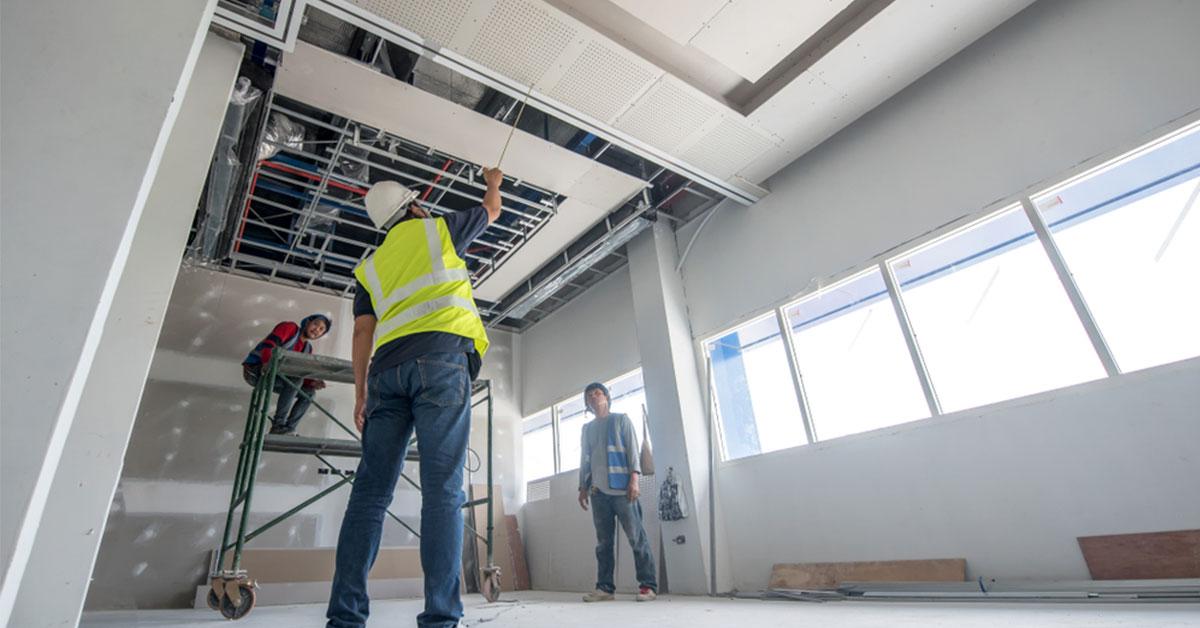 drywall maintenance